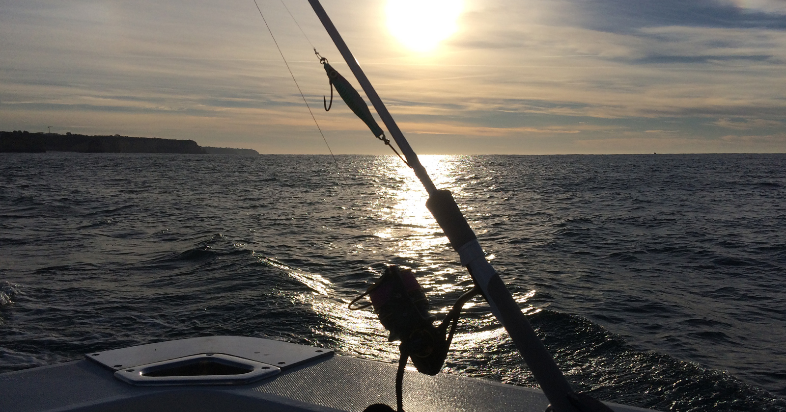 jigging fishing algarve portimao sport fishing