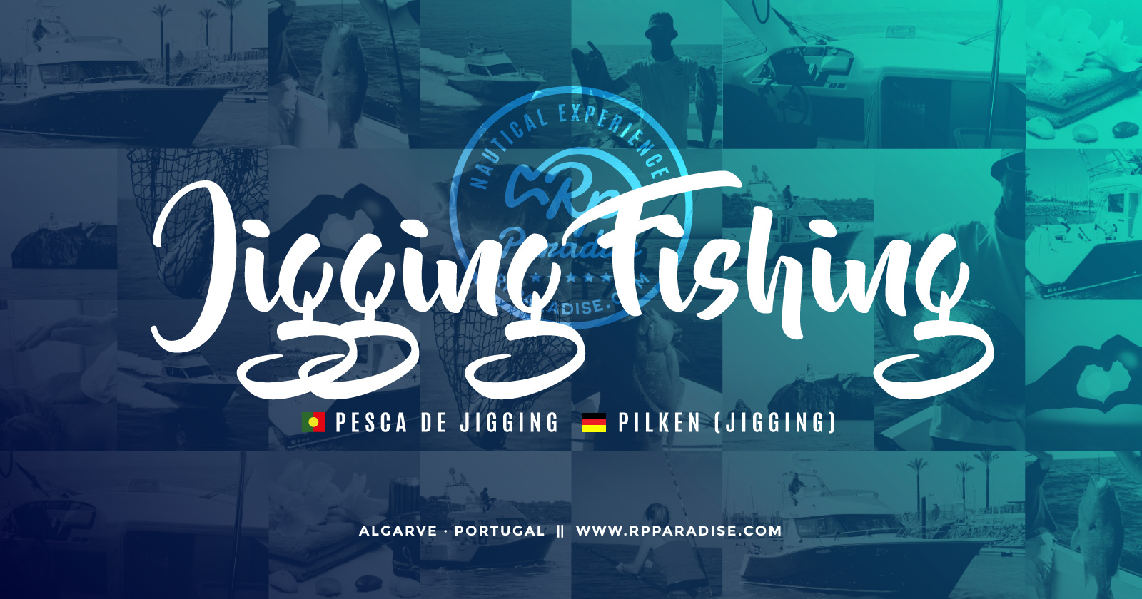 Jigging Fishing Portimão Algarve