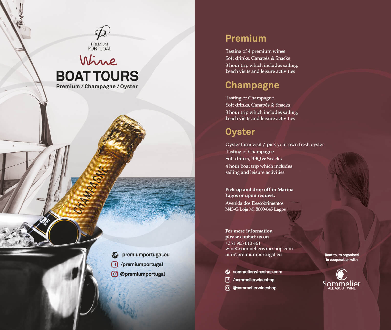Wine Boat Tours